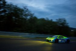 #16 Twin Busch Motorsport, Audi R8 LMS: Marc Busch, Dennis Busch