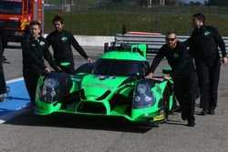 #31 Extreme Speed, Motorsports Ligier JS P2 - Nissan: Ryan Dalziel, Pipo Derani, Christopher Cumming