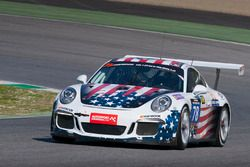#78 MRS GT-Racing, Porsche 991 Cup: Joe Foster, Charles Espenlaub, Charles Putman