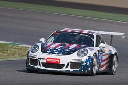 #78 MRS GT-Racing Porsche 991 Cup: Joe Foster, Charles Espenlaub, Charles Putman