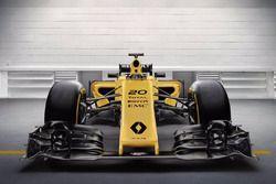 Renault F1 Team, la livrea 2016