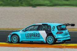 Volkswagen Golf GTI TCR, Leopard Racing