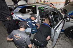Garth Walden, Ben Porter, Mercedes Benz A45 AMG