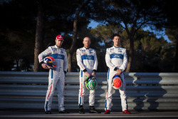 #66 Ford Chip Ganassi Racing Team UK Ford GT: Stefan Mücke, Olivier Pla, Billy Johnson