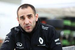Cyril Abiteboul, a Renault Sport F1 ügyvezetője