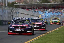 Shane van Gisbergen, Triple Eight Race Engineering Holden et Jamie Whincup, Triple Eight Race Engineering Holden