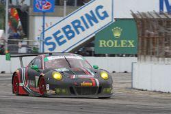 #73 Park Place Motorsports Porsche GT3 R: Patrick Lindsey, Matt McMurry, Jörg Bergmeister