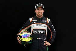 Sergio Perez, Sahara Force India F1