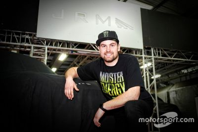 Liam Doran, JRM Racing, l'annuncio