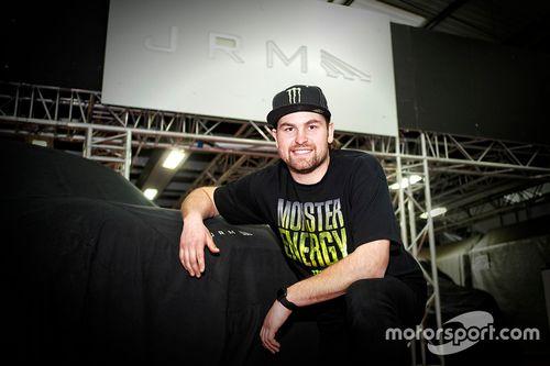 Объявление Лайама Дорана в команде JRM Racing