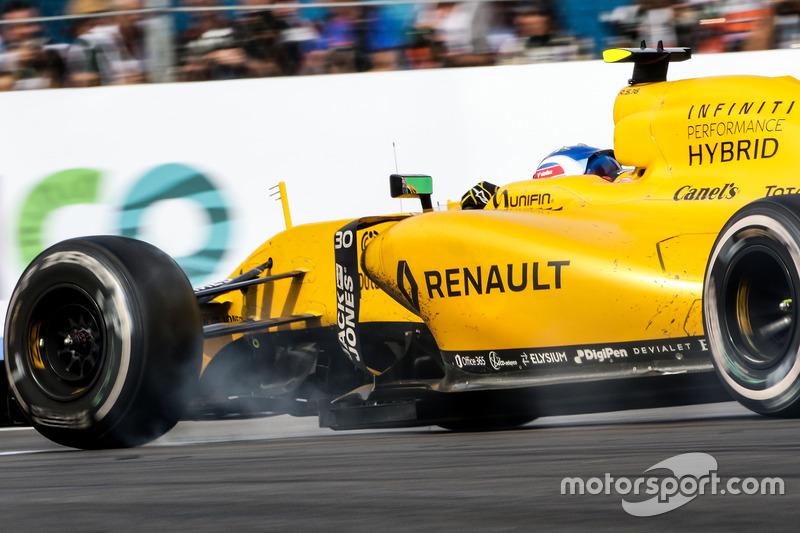 14e - Jolyon Palmer (Renault)