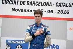 Podyum: 1. Colton Herta, Carlin Motorsport