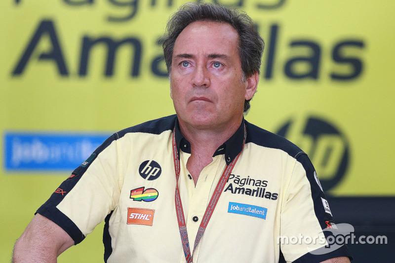 Sito Pons, Team Principal HP40