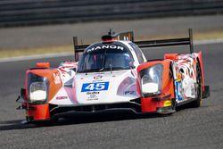 #45 Manor, Oreca 05 - Nissan: Tor Graves, Roberto Gonzalez, Mathias Beche