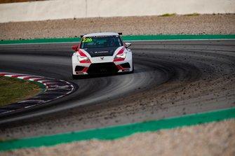 Francisco Mora, Veloso Motorsport, Cupra TCR