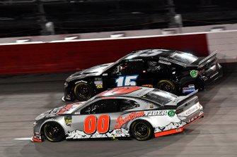 Landon Cassill, StarCom Racing, Chevrolet Camaro StarCom Fiber