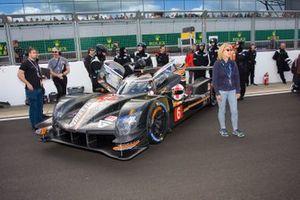 Автомобиль Ginetta G60-LT-P1 (№6) команды Team LNT