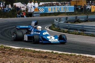 Джоди Шектер, Tyrrell 007 Ford