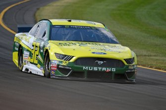 Corey LaJoie, Go FAS Racing, Ford Mustang Adirondack Tree Surgeons