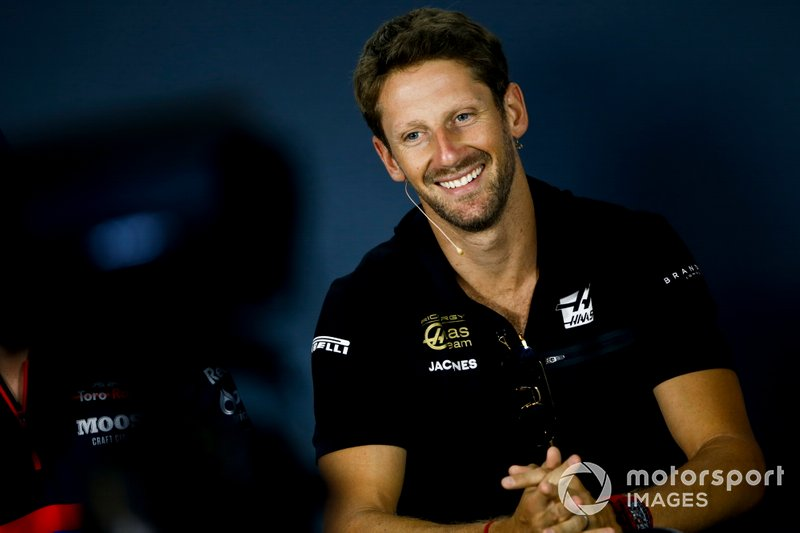 Haas: Romain Grosjean - Confirmado
