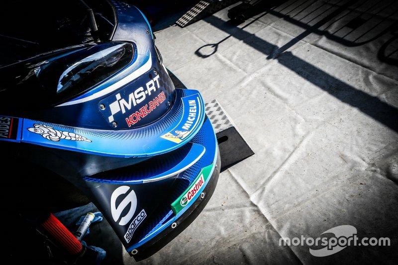 Car detail Teemu Suninen, Jarmo Lehtinen, M-Sport Ford WRT Ford Fiesta WRC