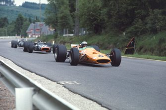 Bruce McLaren, McLaren, Pedro Rodriguez, BRM