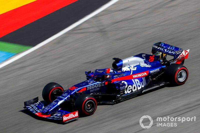 14. Даниил Квят (Toro Rosso) – 1:13,135