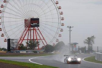 #60 LM Corsa Porsche 911 GT3 R: Juichi Wakisaka, Shigekazu Wakisaka, Kei Nakanishi