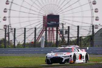 #125 Audi Sport Team Absolute Racing Audi R8 LMS GT3 Evo: Markus Winkelhock, Christopher Haase, Christopher Mies