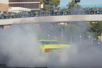 Ryan Blaney, Team Penske, Ford Mustang Menards / Richmond Water Heaters