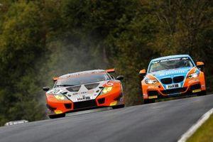 #20 Lamborghini Huracan: 'Dieter Schmidtmann', Heiko Hammel, Franck Perera