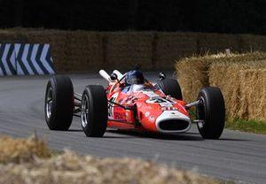 Lotus 38 JIm Clark Nick Fennell