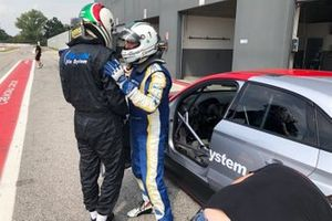 Piero Necchi, Edoardo Necchi, Tecni Engines, Audi RS 3 LMS TCR DSG