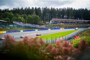 Andreas Estner, Jenzer Motorsport precede Yuki Tsunoda, Jenzer Motorsport e Christian Lundgaard, ART Grand Prix