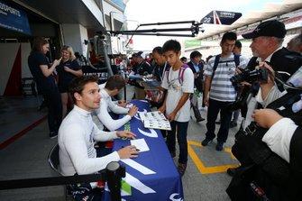 #22 United Autosports Oreca 07: Filipe Albuquerque