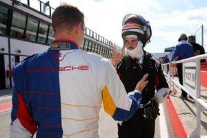 Diego Bertonelli, Dinamic Motorsport e Patrick Kujala, Bonaldi Motorsport