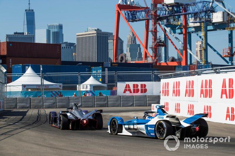 Sam Bird Envision Virgin Racing Audi E Tron Fe05 Antonio Felix Da