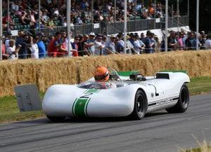 Гейс ван Леннеп, Porsche Bergspyder
