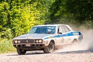 Gerry Crown en Matt Bryson (112) – Leyland P76
