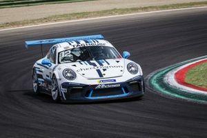 Jean Paul von Burg, Porsche GT3 Cup Challenge Suisse