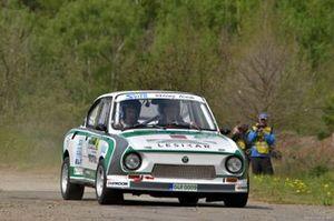 Karel Hock, Lukas Novak, Skoda 130 RS