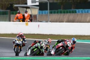 Toprak Razgatlioglu, Turkish Puccetti Racing, Jonathan Rea, Kawasaki Racing Team, Loris Baz, Althea Racing