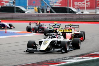 Christian Lundgaard, ART Grand Prix and Jehan Daruvala, PREMA Racing