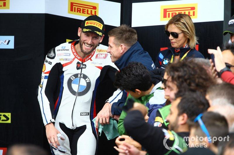 3. Tom Sykes, BMW Motorrad WorldSBK Team