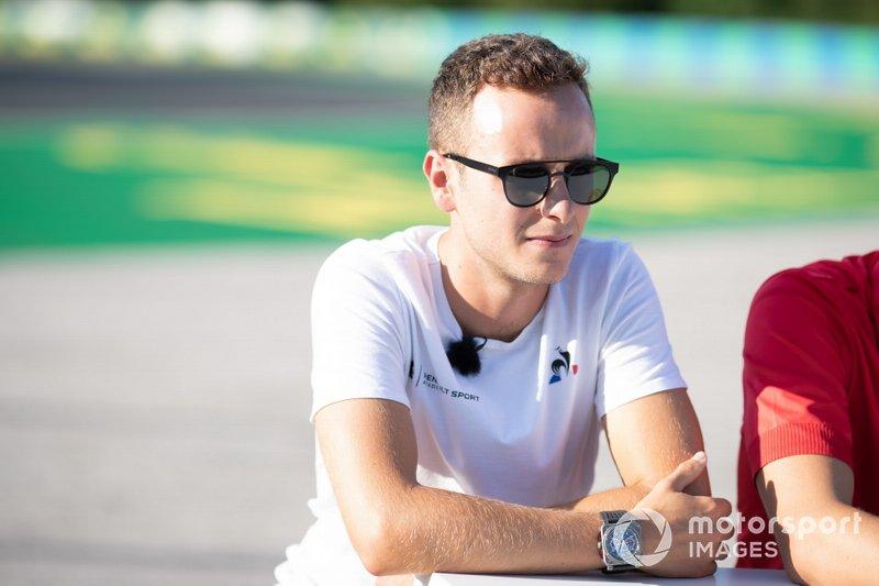 En 2016, Hubert dio otro paso más y pasó a la Fórmula 3 Europea, con Van Amersfoort.