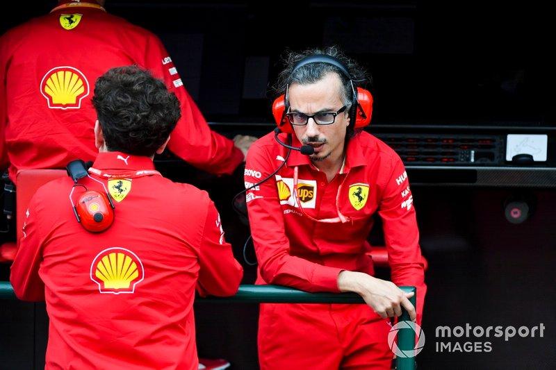 Laurent Mekies, Sporting Director, Ferrari