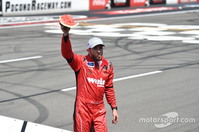 Race Winner Ross Chastain, Niece Motorsports