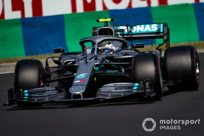 Valtteri Bottas, Mercedes: 5 puan