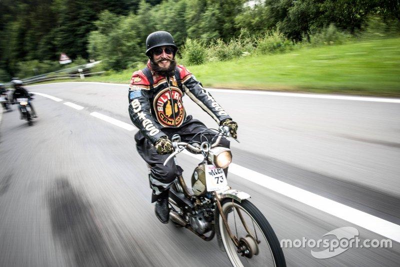 Red Bull Alpenbrevet 2018