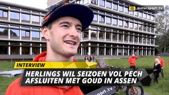 Jeffrey Herlings voorbeschouwing Motocross of Nations Assen